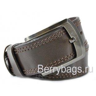 Ремень мужской Adriano Ferrero 9915 Black