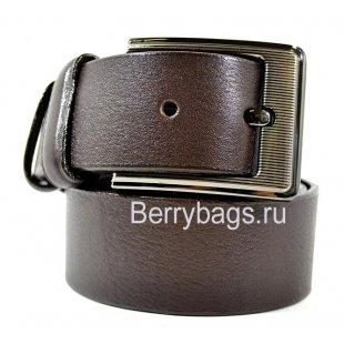 Ремень мужской кожаный широкий Adriano Ferroro 126112