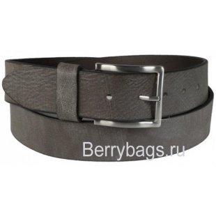 Ремень мужской джинсовый Adriano Ferroro 57579 Grey
