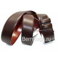 Ремень широкий кожаный Adriano Ferroro K-6715