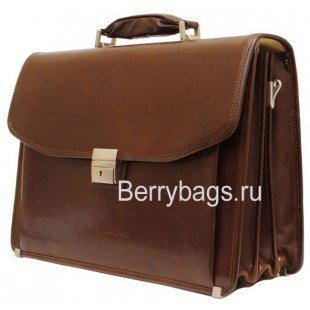 Фирменный деловой портфель Alliance 2-308kV Montana Brown