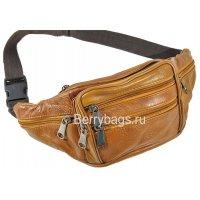 Мужская поясная сумка BB 131299 Brown