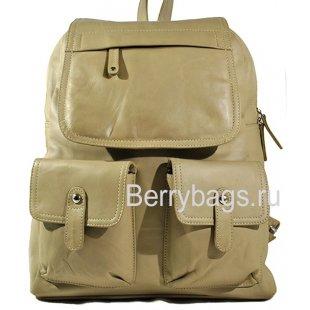 Рюкзак кожаный BB 18734-01 Mirage