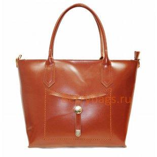 Женская кожаная сумка SOLTANI BB 39090b
