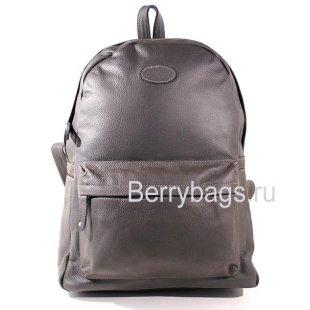 Кожаный городской рюкзак BB 39233 -11-Grey