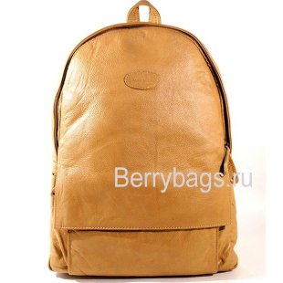 Рюкзак кожаный BB 39233-13 Safari