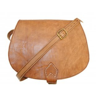 BB 3955 Camel Плечевая сумка ручной работы из верблюда