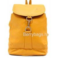 Рюкзак кожаный BB 396-560 - CAMEL