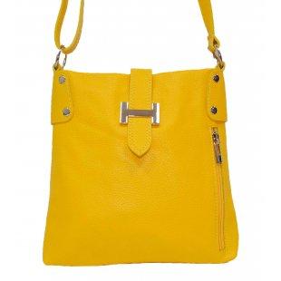 BB 3986 Herse giallo Сумка женская через плечо желтая