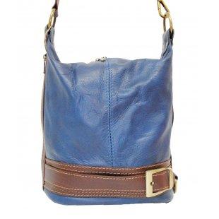 BB 3990 Сумка-рюкзак кожаная