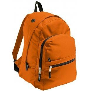 BB 3994 Рюкзак текстильный оранжевый большой