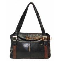Женская кожаная сумка INDORA BB 39SB0-9