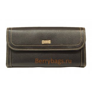 Женский кошелек черный Experience BB S309-2