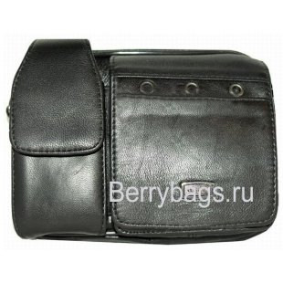 Поясная мужская сумка BB-17398 Black