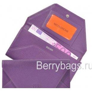 Кошелек женский Loren BB39229 violet