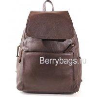 Рюкзак кожаный  BB39231 - Сhoco Lachi