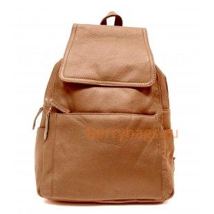 Рюкзак городской кожаный Niveck BB39231 brown