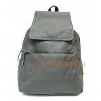 Рюкзак городской кожаный Markus BB39231 grey