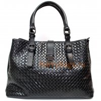 Женская сумка черная кожаная BB39243 -SOCORO