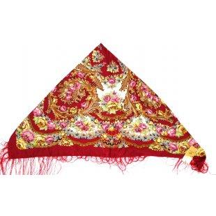 Платок женский Lokapella BB39258 red