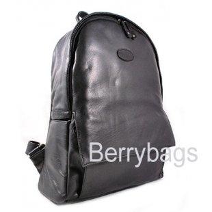 Рюкзак кожаный Veikko BB39263 black