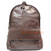 Рюкзак кожаный Gunnólf коричневый BB39263