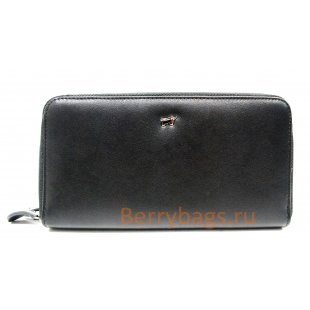 Мульти-портмоне мужское Gedeon BB39270 черное кожаное