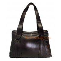 Женская сумка коричневая Ambient BB39H-1 Brown
