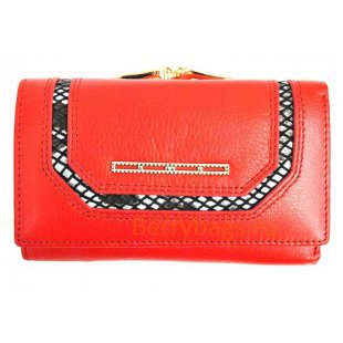 Маленький женский кожаный кошелек BRISTAN WERO 2430 -MASSIMO