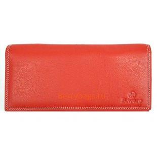 Женский кожаный кошелек разноцветный BRISTAN WERO 2443-PARMA