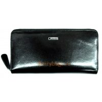 Женский кожаный кошелек на молнии BRISTAN WERO 2455-BRILLIANT