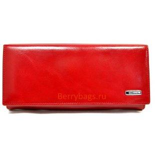 Женский классический кожаный кошелек BRISTAN WERO 2457-ORGANICA