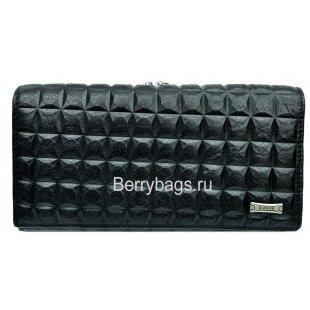 Женский кожаный кошелек BRISTAN WERO 2462-BLACKUBE