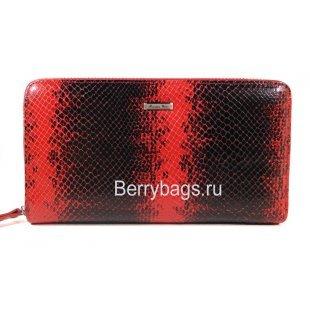 Женский кожаный кошелек на молнии BRISTAN WERO 2472-Disperatos