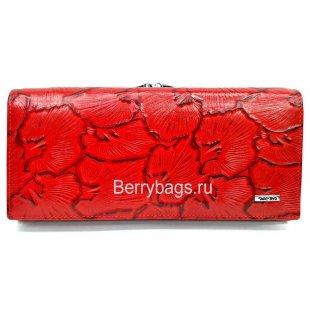 Женский кожаный кошелек BRISTAN WERO 2473-Rossa Rio