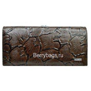Женский классический кожаный кошелек BRISTAN WERO 2474-Rossa Dario