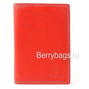 Обложка для паспорта BRISTAN WERO 2703-RED-TESKO