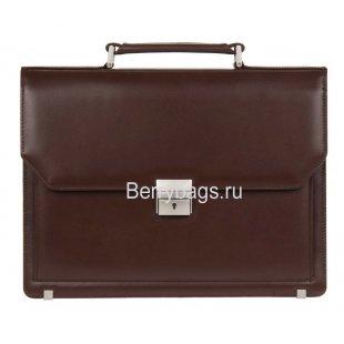 Портфель мужской Baron 2-042kB Brown