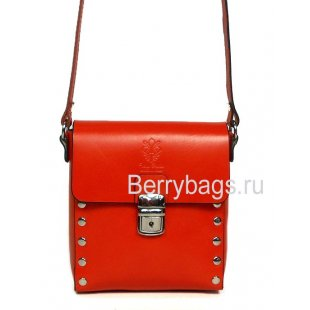 Женская сумка планшет через плечо Bianchi 7561 Piazza Rossa