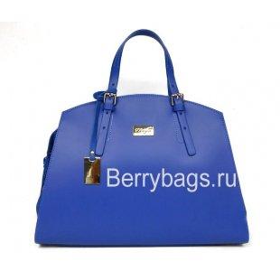 Сумка женская италия Bianchi 7906 Blue