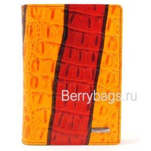 Обложка для паспорта женская Bristan Wero 001305 -Rossi