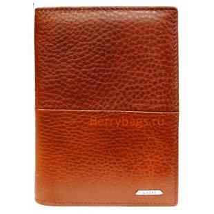 Обложка для паспорта Bristan Wero 0908 -Classik brown