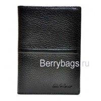 Обложка для паспорта натуральная кожа Bristan Wero 117222