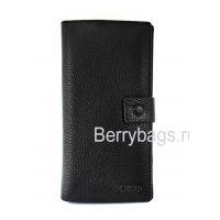 Бумажник мужской кожаный черный Bristan Wero 117305 -Zellig
