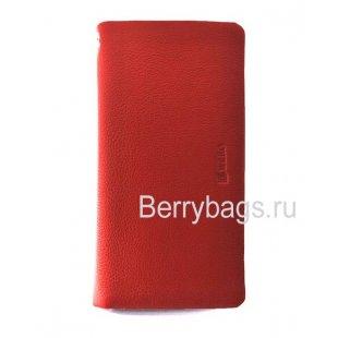 Вертикальное портмоне женское кожаное Bristan Wero 117318-Barbara
