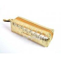 Ключница кожаная женская золотая Bristan Wero 117476 Gold