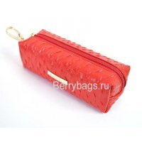 Женская кожаная ключница Bristan Wero 117480 Red