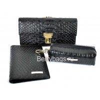 Женский подарочный набор Bristan Wero 117493 Black