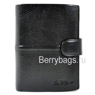 Мужское портмоне из кожи для документов 3 в 1 Bristan Wero 1180804 Bolzano
