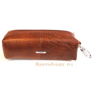 Ключница коричневая кожа Bristan Wero 1401